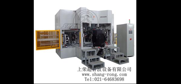 转盘式大型管道焊接机