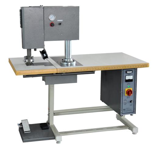 超音波手术衣缝合机加工